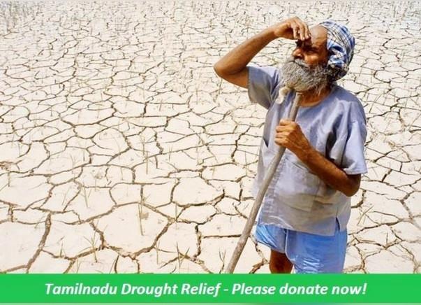 Let's Help The Farmers In Tamil Nadu