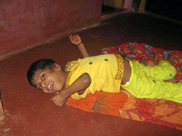 Help Pesticide affected children in Kasaragod