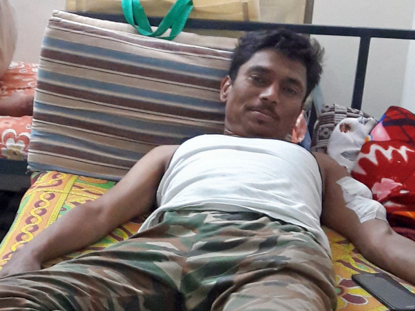 VIVEK fighting kidney failure & need urgent transplant to survive