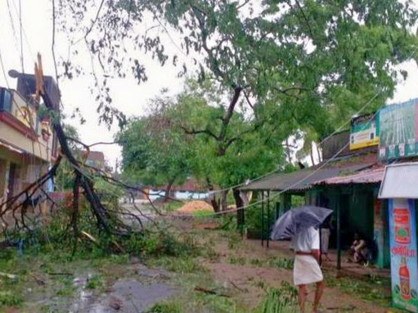 Help Us Provide Relief to People Stuck in Cyclone Gaja