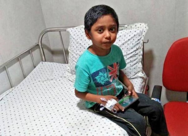 Help Srithan Fight With Leukemia