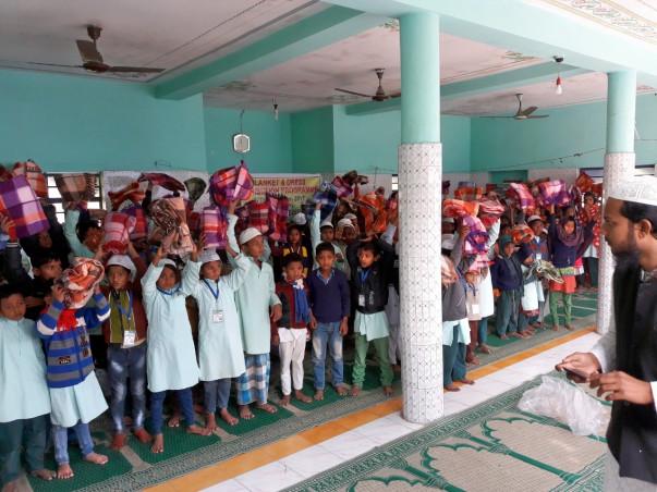 Support Taheria Arabia Tablig-E-Deen Mission