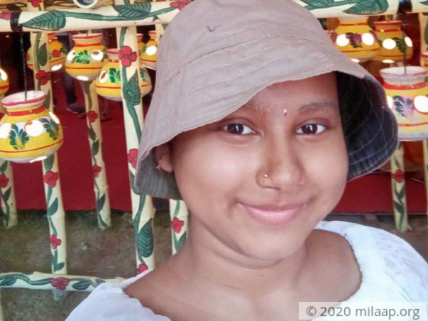 Help Kabita Recover From Ewing's Sarcoma