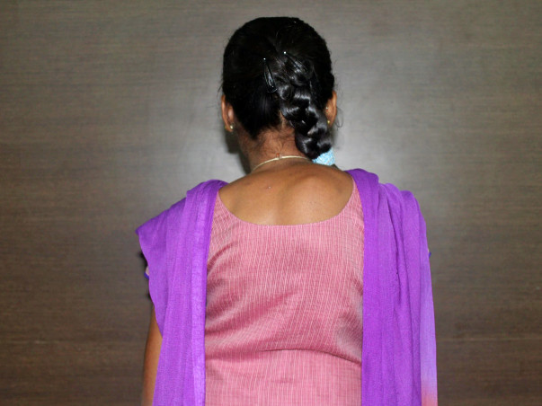 Help Neelambika fix her severely deformed spine
