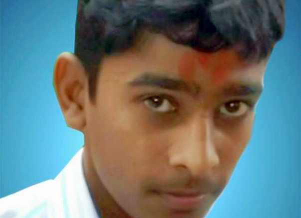 A Voluntary Contribution To Support Late Onkar Ashok Mahindrakar