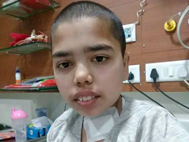 Help 17 Year Old Girl Ishika Saneja To Fight With Thalassemia Major