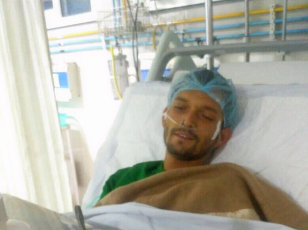 Help Girish For Liver Transplant Surgery