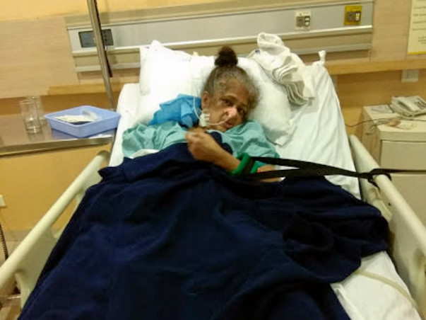 Help Mrs Nagamani Fight Rare Disease Autoimmune Hemolytic anemia & MG