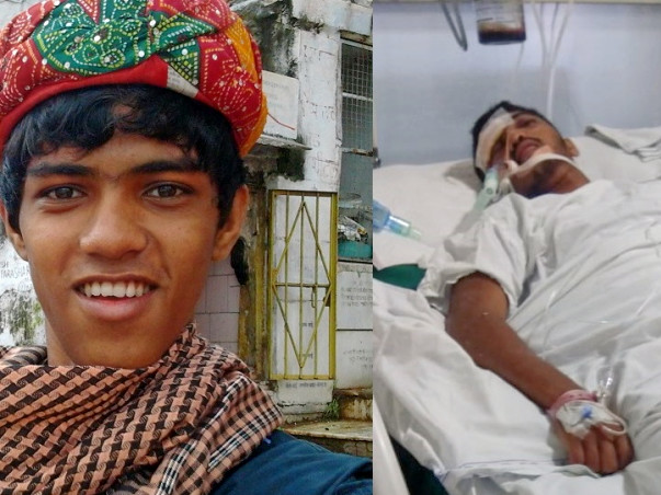 Help Sumesh Sawant recover from life threatning brain injury