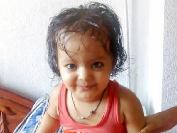2 Years Old Aditi Kumari Needs Your help Fight Neuro Disease