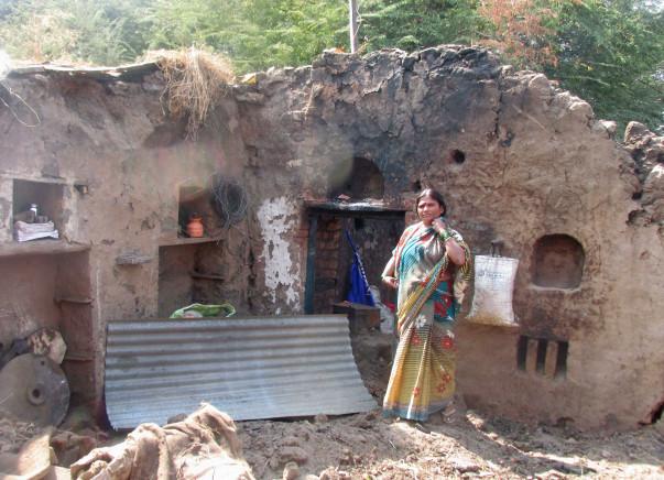 Help Mahadevi build a new home