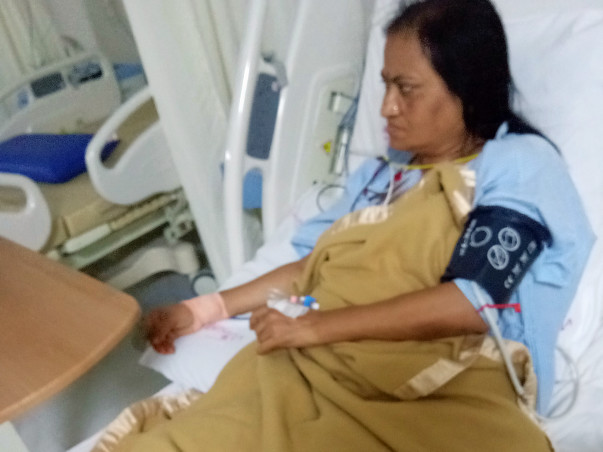 Help My Mother Undergo Heart Surgery