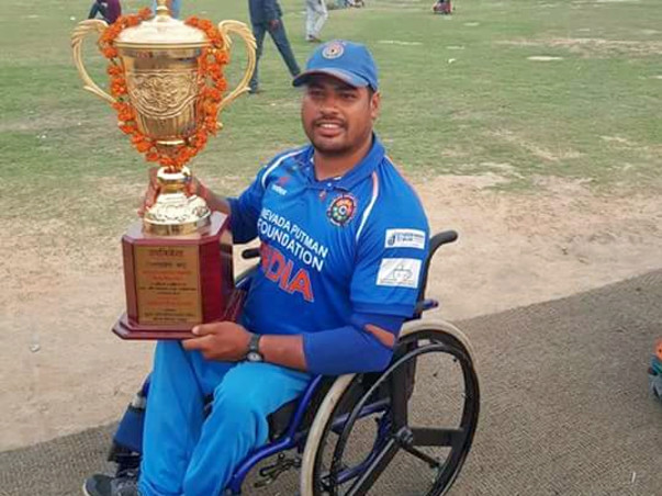 Help uttarakhand wheelchair team To Play Cricket
