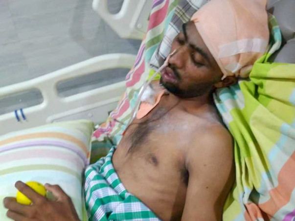 Help Syed Babu Get A Kidney Transplant