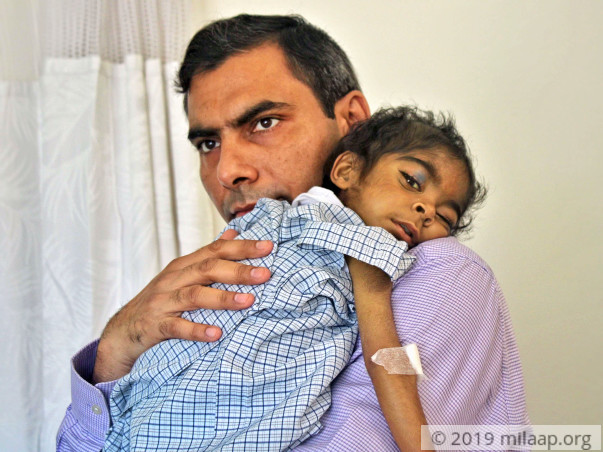 Support Paarth to undergo a liver transplant surgery