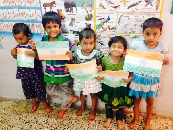 Swachh Bachpan, Swastha Bachpan. One Kit One Child.