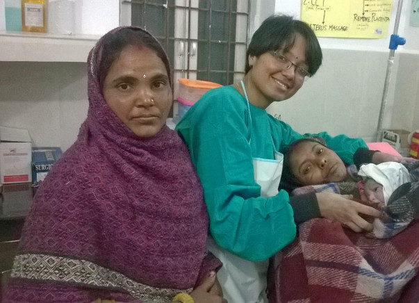 Support for rural Maternal Health Care- Bihar