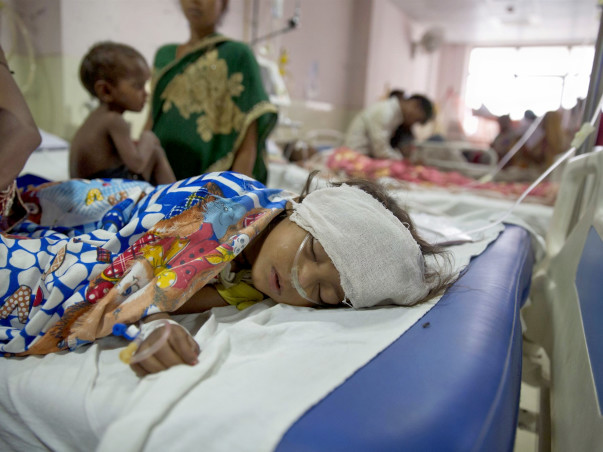 Help 2-Year-Old, Swapna Undergo Her Heart Surgery