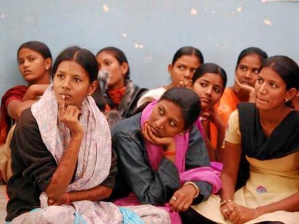 Empower underprivileged girls with skills