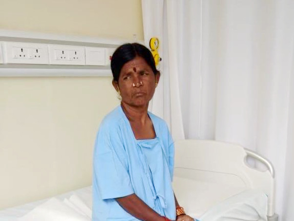 Help Siddamma Fight Cancer