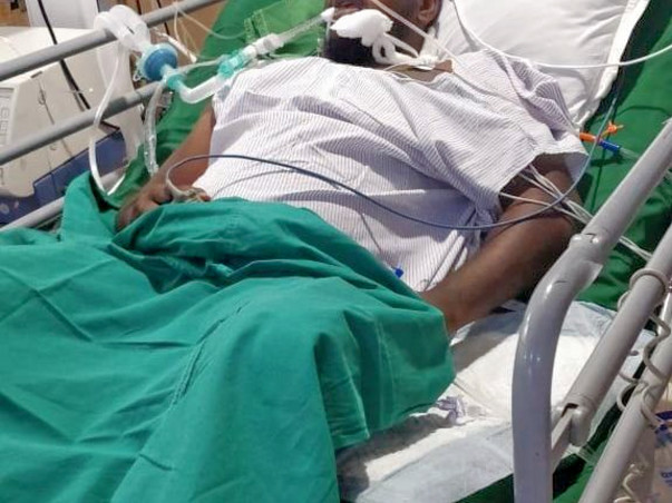 Help Us To Save Arun Kumar, A Sport Person To Clear His Medical Bill