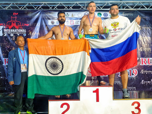Sponsor Me To Represent India In Mix Martial Arts Internationally.