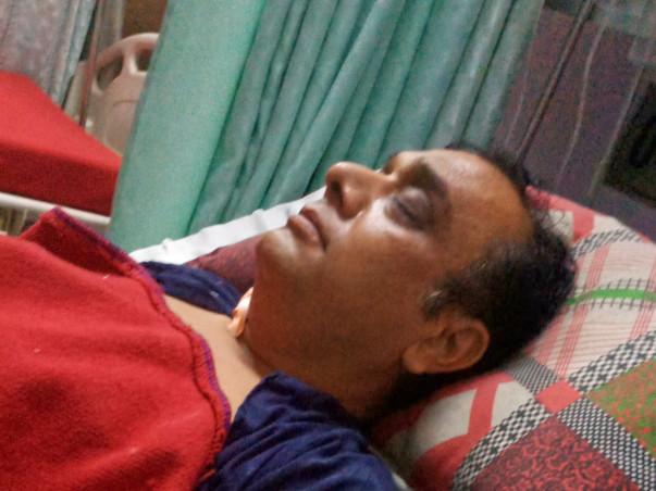 Inder Fight Abdomen Hole