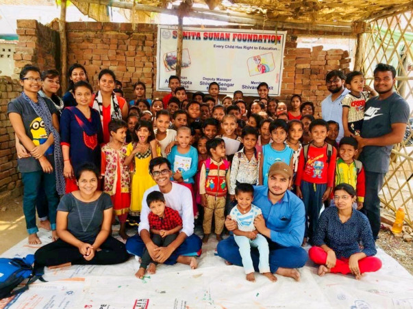 Help kids for education