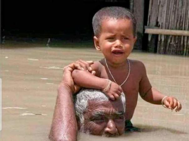 Please Help Me Raise Funds For Flood Victim Bhadai Sah
