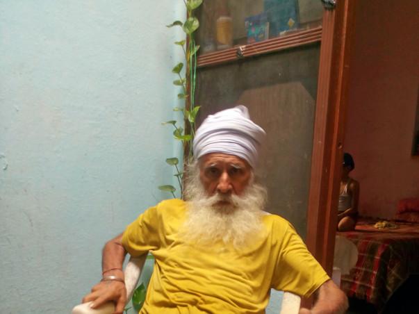 Help senior citizen fight for life......
