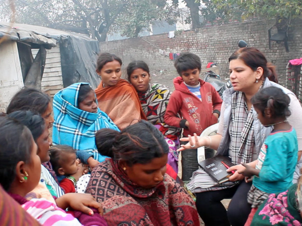 Help Ruh to Make Slums in Patiala Period-friendly