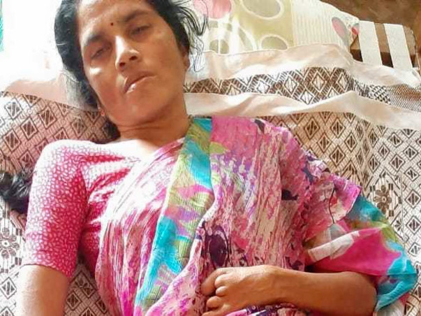 Padamaja Need Your Urgent Support In Fighting Left Lungs Fibrosis