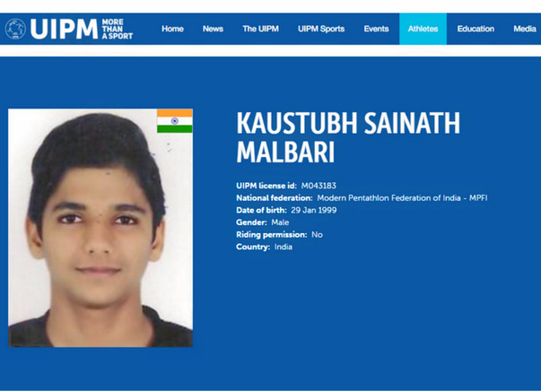 Send Kaustubh For World Championship