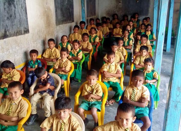 Help Sabu Continue His School For Remote Village Children