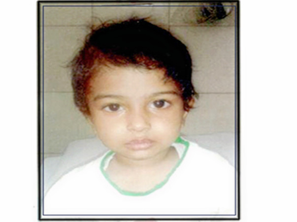 urgent case Shyan Fighting with Blood Cancer.  Please Save this child