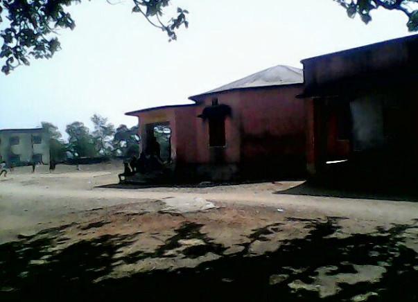 Water facility at Village school in Radhanagar Panchayat, Bokaro