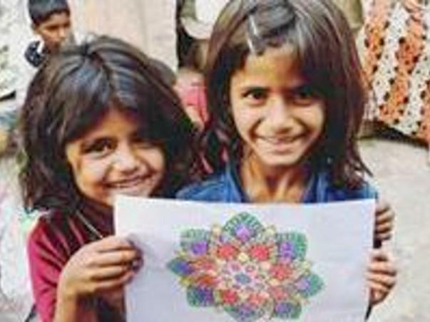 Help underprivileged kids learn 21st century skills through Arts