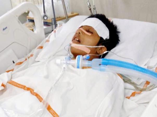 Help Raghu Mokide Fight Brain Encephalitis