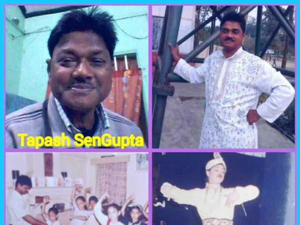 Help Sri Tapash Sen Gupta- an art lover.