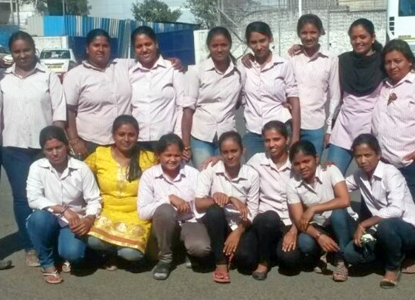 Empowering Women For Self Reliance