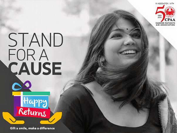 Help Medhavee Raise Funds For Patients Battling Breast Cancer