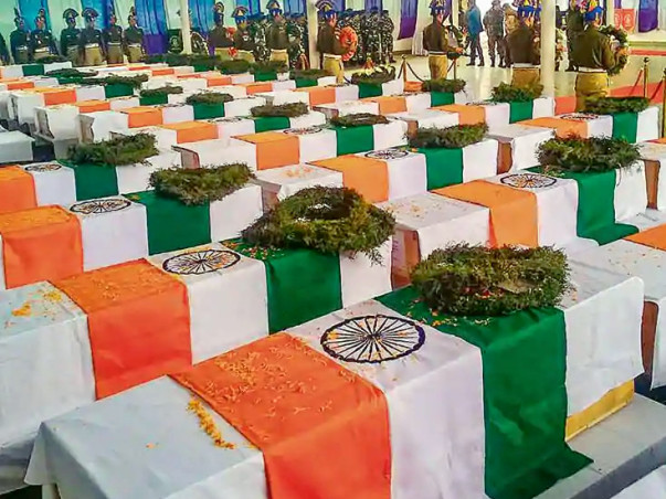 Fund Raising For The Families Of CRPF Jawans in Pulwama attack!