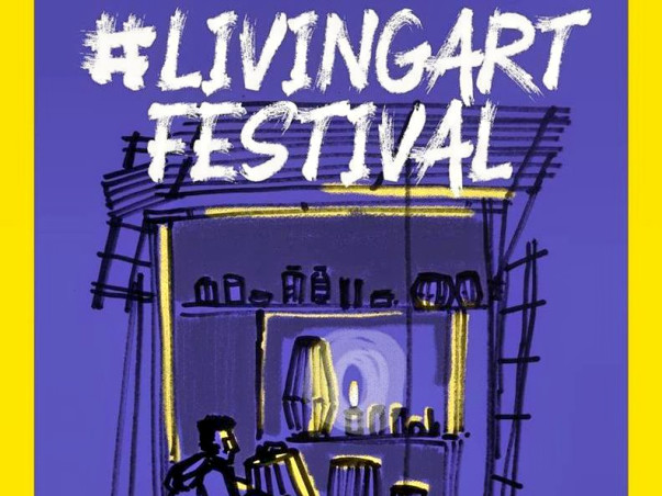 Living art festival : a community childrens engagement initiative.