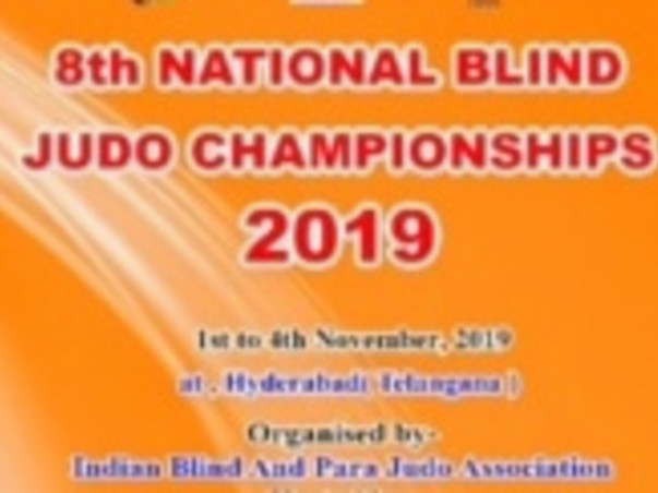 Help The Blind Judokas In India To Participate