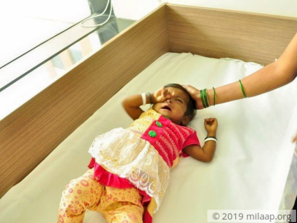 Soni's 15-Month-Old Baby Cannot Survive Without a Liver Transplant