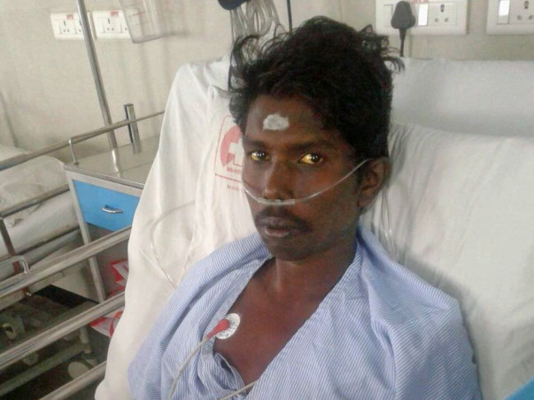 Help Maheshwaran pay his Surgery Bills.