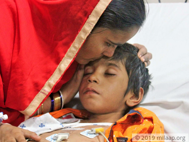 Help Rizwan Mujammil Recover From Severe Aplastic Anemia