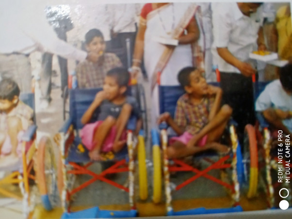 Help Differently Abled Children Get Basic Education