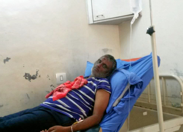 Help to save Suresh for life