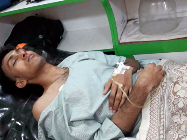 Help Chetan Undergo Brain Stroke Surgery
